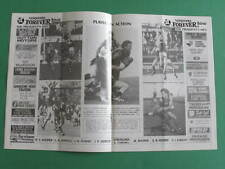 1988 Redlegs Review Norwood Football Club Aish Staritski Hall Maynard McIntosh