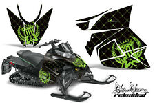 AMR Racing Sled Wrap Arctic Cat Pro Climb Snowmobile Graphics Kit 2012 RELOAD G