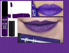 NYX - SOFT MATTE LIP CREAM LIQUID LIPSTICK - HAVANA - RICH PURPLE VIOLET BLUE