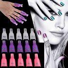 10PCS Professional Nail Art Polish Tool Acrylic UV Gel Remover Soak Off Clip Cap