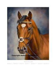 The Fabulous Frankel Art Picture Print Sir Henry Cecil Tom Queally Newmarket