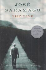 """JOSE SARAMAGO """"The Cave"""" SIGNED First Printing of the FIRST EDITION"""