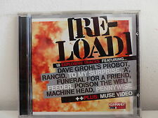 CD ALBUM Compil KERRANG Re load DAVE GROHL 'S PROBOT / RANCID / MACHINE HEAD