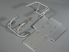Aluminum Front and Rear Bumper Guard + Chassis Plate Tamiya 1/10 Sand Scorcher