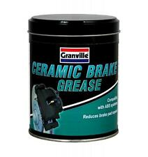 Ceramic Brake Pad Grease High Temperature Made In UK Copper Free Granville 500g