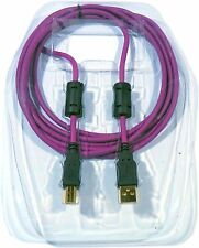 Hiper Gold plated Type A - B USB V2 480Mbs 3M Cable HLC-AUBU-3 -No blister pack