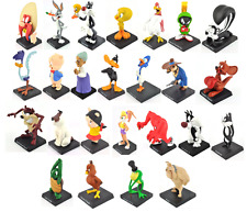 LOT OF 25 LOONEY TUNES COLLECTIBLE CARTOON FIGURINES - WARNER BROS FIGURE