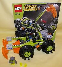 LEGO POWER MINERS CLAW DIGGER 8959