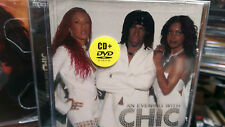 CHIC - An Evening With CD/DVD Le Freak Good Times Dance I Want Your Love Disco