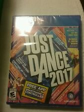 BRAND NEW & SEALED ! Just Dance 2017 Playstation 4 PS4