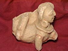 Ancient Stucco Figure Gandhara/Gandharan 200 AD    #0611