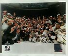 Boston Bruins Stanley Cup Champions 8x10 photo #ed Hologram