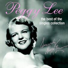 The  Best of the Singles Collection by Peggy Lee (CD,2003,Capitol) Brand New