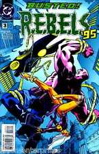 R.E.B.E.L.S. #3 Comic Book - DC 1995 REBELS