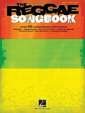 The Reggae Songbook Sheet Music Piano Vocal Guitar SongBook NEW 000312163