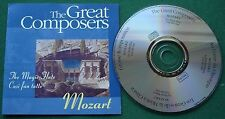 The Great Composers Mozart The Magic Flute Cosi Fan Tutte GC037 CD