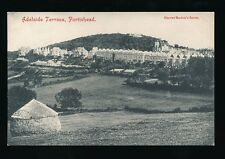 Somerset PORTISHEAD Adelaide Terrace c1920/40s? PPC Harvey Barton series