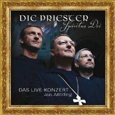 Les prêtres-spiritus Dei-Le Live-concert de Altötting 2 CD NEUF