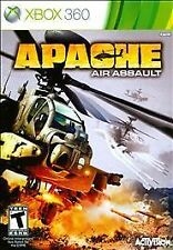 Apache: Air Assault USED SEALED (Microsoft Xbox 360, 2010)