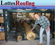 10' x 25' 45 mil BLACK EPDM RUBBER  ROOF ROOFING