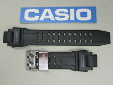 Genuine Casio G-Shock Aviation GW-A1000A GWA1000A rubber resin watch band black