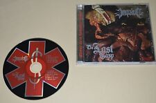 Impaled - The Last Gasp / Willowtip / No Barcode / US / 1st. Press / Rar