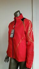 NWT Womens ASICS Flame Red Size XS Jacket