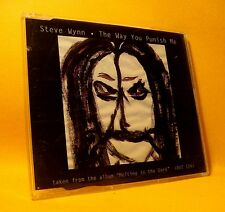 PROMO MAXI Single CD Steve Wynn The Way You Punish Me 1TR 1996 Alternative Rock