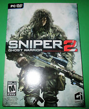 Sniper: Ghost Warrior 2 PC Factory Sealed!!  Free Shipping!!