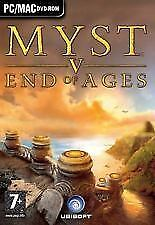 Myst V: End Of Ages (PC: Mac and Windows/ Windows, 2005) - European Version