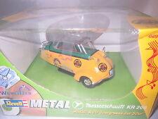 Revell  08970 Messerschmitt  KR 200  mit CD Evergreens der 50er`  1:18 OVP !!!