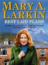 Best Laid Plans/Sworn to Secrecy by Mary A Larkin - Sphere 2 in 1 Paperback Book