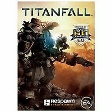 TITANFALL (PC WINDOWS DVD-ROM, 2014) INCLUDES CODE LN