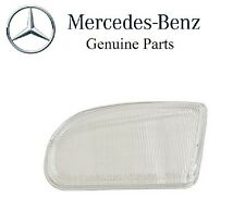 NEW Mercedes GENUINE W210 SLK230 C43 CLK320 Front Right Passenger Fog Light Lens