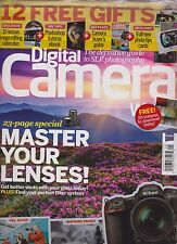DIGITAL CAMERA WORLD MAGAZINE UK #181 SEPT 2016, WITH 12 FREE GIFTS SEALED.