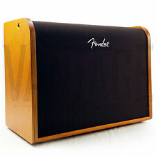 "New! Fender Acoustic 100 - 100 Watt 1x8"" Guitar Combo 2 Channel Amp w/ Effects"