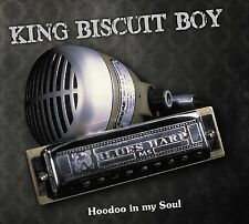 KING BISCUIT BOY - HOODOO IN MY SOUL  CD NEU