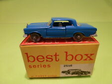 BESTBOX  2516   MERCEDES 220 SE COUPE   - NEAR MINT CONDITION -  IN ORIGINAL BOX