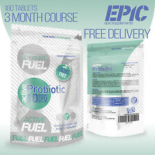 Urban Fuel Active Probiotic 10 Billion CFU per Serving Probiotics
