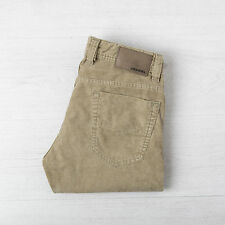 Diesel Beige Regular Fit Straight Leg Corduroy Jeans W29 L28 Button Fly Cords