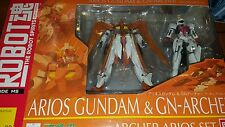Bandai Tamashii Nations Robot Spirits Archer Arios Set GN-Archer Gundam Side MS