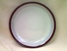 "New Denby Intro Raspberry Side Plate 8.25"" dia Several Available"