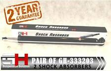 2 BRAND NEW REAR GAS SHOCK ABSORBERS MAZDA 3 BK 2003-2008  ////GH-333203////