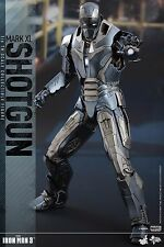 HOT TOYS Iron Man 3 Shotgun (Mark XL) MK 40 Tony Stark 1/6 Figure IN STOCK