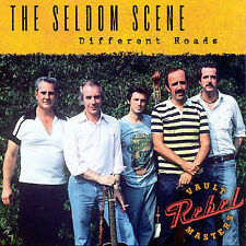 The Seldom Scene-Different Roads CD NEW