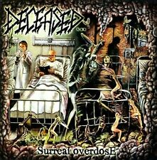 DECEASED Surreal Overdose (CD, Jul-2011, Patac Records) Metal