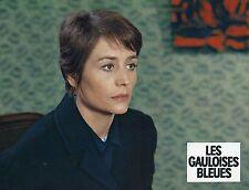 ANNIE GIRARDOT LES GAULOISES BLEUES 1968  PHOTO D'EXPLOITATION N°1