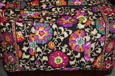 NEW WITH TAGS VERA BRADLEY SUZANI  LARGE DUFFEL DUFFLE
