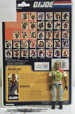 Vintage Gi Joe 1986 Roadblock complete