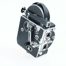 # Bolex 16mm H16 Film Movie Camera **Tested** (#700)